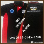 Polo Shirt kombinasi